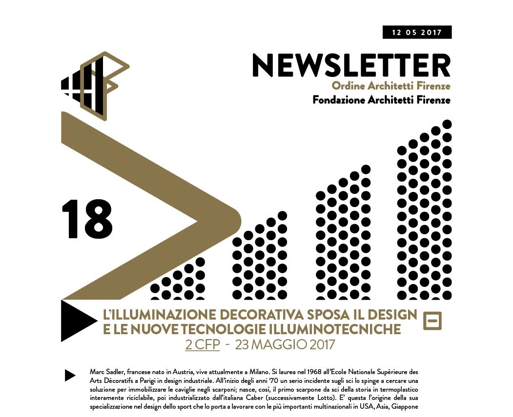 L'illuminazione decorativa sposa il design e le nuove tecnologie illuminotecniche