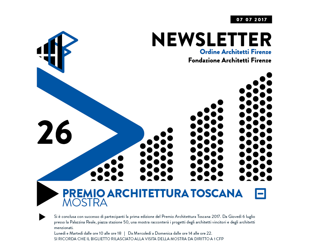 Premio Architettura Toscana - Mostra