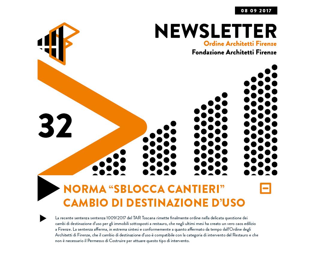 """Norma """"sblocca cantieri"""" - Cambio di destinazione d'uso"""
