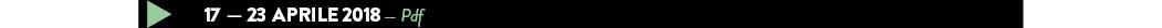 17  — 23  aprile 2018 — Pdf