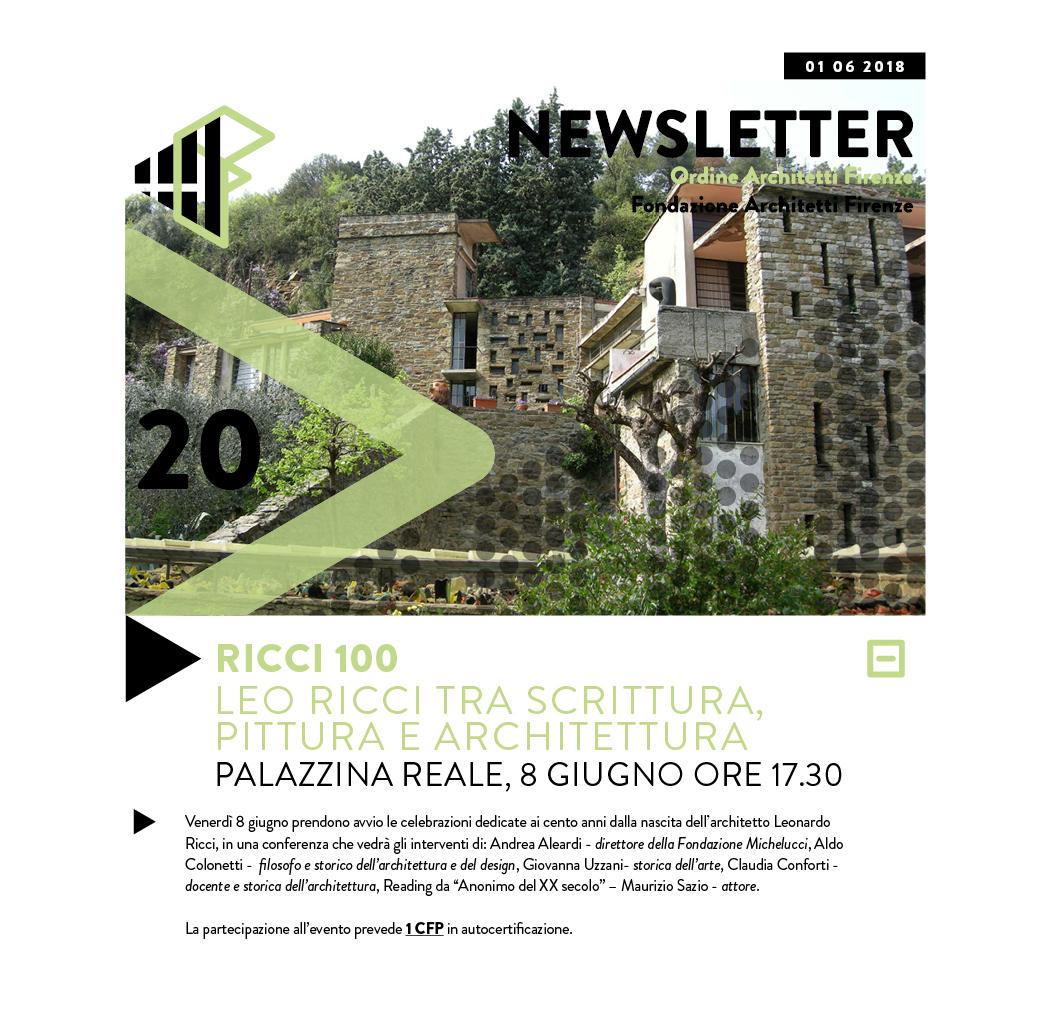 RICCI 100 Leo Ricci tra scrittura, pittura e architettura