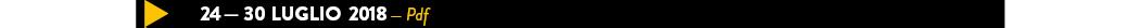 24 — 30 LUGLIO  2018 — Pdf